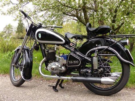 Dkw Motorrad Bilder by Motorrad Dkw Ks 200 Bj 1938 Sch 246 N Restauriert Angemeldet