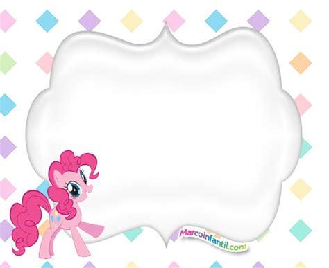 imagenes de unicornios de my little pony marcos de my little pony marcos infantiles