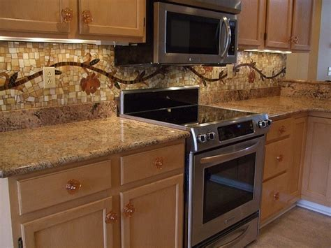 kitchen mosaic tile backsplash vine mosaic tile backsplash decozilla
