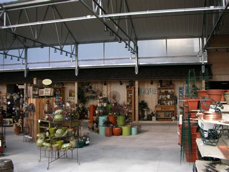 Wallace Garden Center by Nexus Greenhouse Systems Projects Wallace S Garden