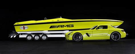 cigarette boat fastest world s fastest electric speedboat by mercedes benz amg