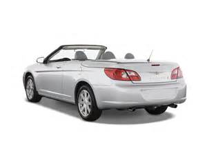 2008 Chrysler Sebring Battery Image 2008 Chrysler Sebring 2 Door Convertible Limited