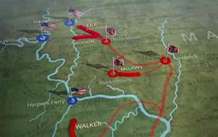 map of the week antietam animated map and