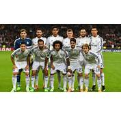 Real Madrid Pictures Wallpaper – Team Players And Names For 2014