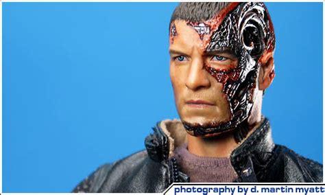 1 6 Toys Mms100 Terminator Salvation Wright Sculpt C cool review toys terminator salvation wright figure