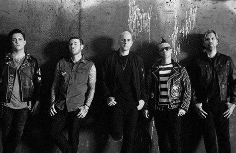 Avenged Sevenfold Band A7x avenged sevenfold graspop metal meeting 2018