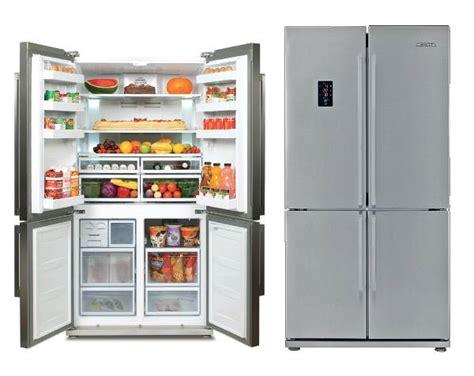 Freezer Modena Besar erteso dan niveo modena kulkas stylish dan higienis