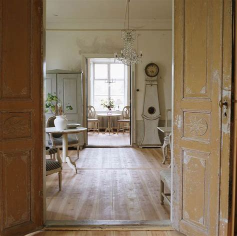 Swedish Home Interiors Vintage Chic Homes This Beautiful Post Is From