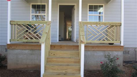 front porch railing design ideas decors pictures railings