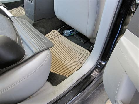 Is300 All Weather Floor Mats by Floor Mats By Weathertech For 2003 Is300 Wtw20tn