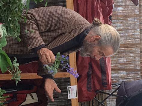 bob flowerdew talk   perfumed garden