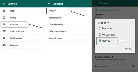 How To Hide Profile Picture On Whatsapp From Strangers   how to hide whatsapp online status last seen profile
