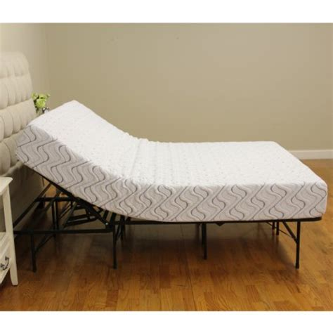 Size Bed Frame And Mattress Classic Brands Adjustable Heavy Duty Metal Bed Frame