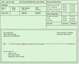 payroll income documents generator free download and
