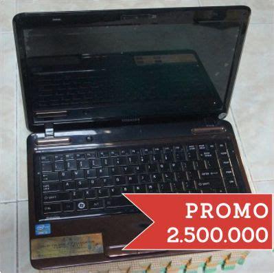 Harga Toshiba I3 L745 harga laptop bekas murah toshiba l745 i3 jual