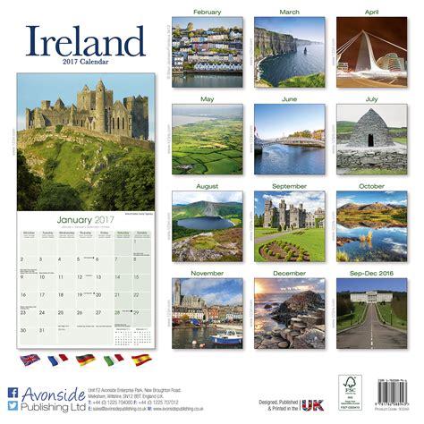 Buy Calendars Ireland Ireland Calendar 2017 30249 17 Travel Places Scenery