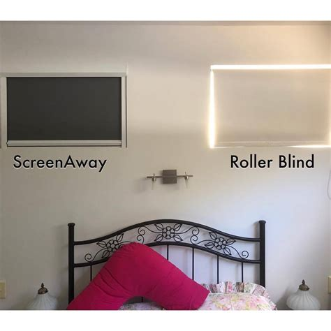 Roller Blind Pemasang Pt Apg screenaway the innovation in retractable fly screens and blinds for windows