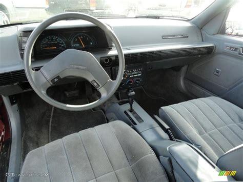car manuals free online 1995 chevrolet beretta interior lighting gray interior 1989 chevrolet corsica sedan photo 41291093 gtcarlot com