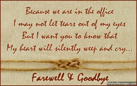 Beautiful farewell and goodbye quote for co workers jpg
