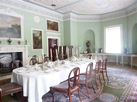 Regency Dining Room Chapter 4 Regency Interior Interior Design