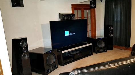 featured home theater system rob  englewood  svs