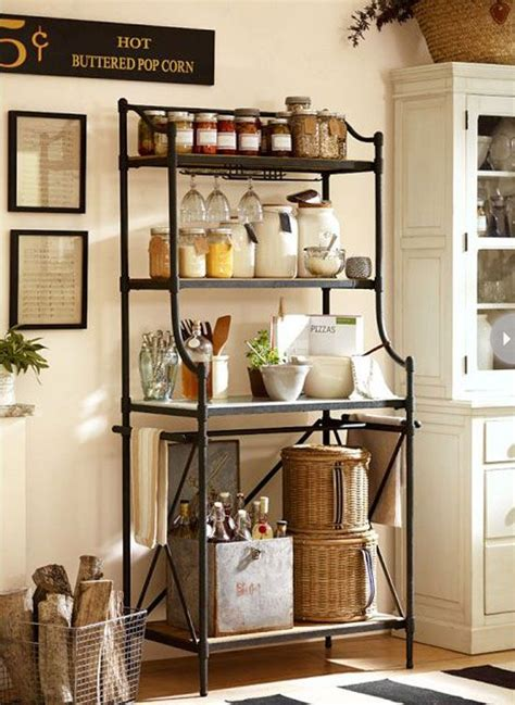 best 25 rustic industrial kitchens ideas on pinterest best 25 bakers rack decorating ideas on pinterest rustic