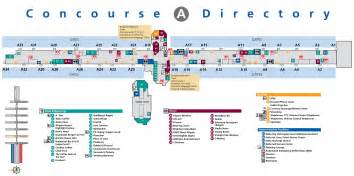atlanta airline terminal map pictures to pin on