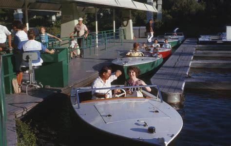motorboat cruise disneyland report throwback thursday motor boat cruise