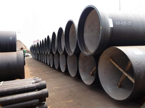 Pipa Ductile Iron Ductile Iron Pipe China Manufacturer Iron Pipe