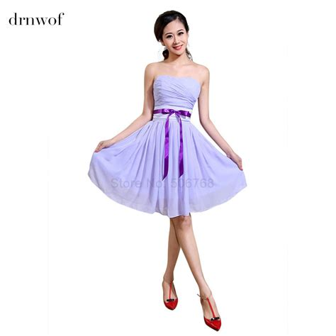 light purple plus size dress 2016 new short plus size cheap bridesmaid dresses under 50