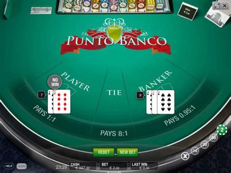 punto banco impara a giocare al punto banco casinoonlineblog net