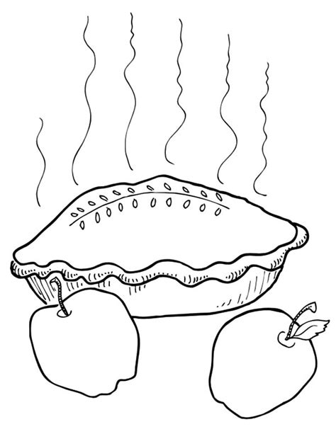 apple slices coloring page picture of apple pie slice coloring pages picture of