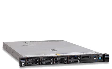 Server Lenovo System X3550 8869c2a Rack 1u system x3550 m5 rack heng computer center