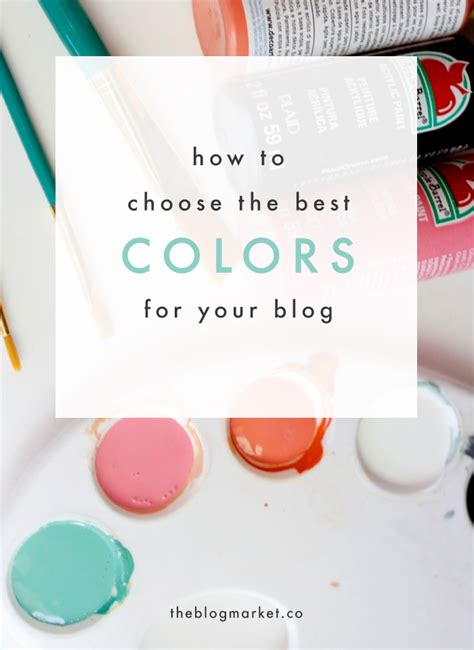 color choosing how to choose the best colors for your design