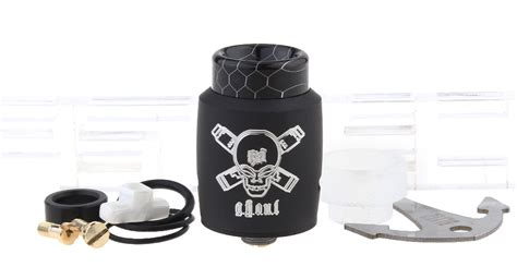 Rda Authentic Blits Ghoul Bf 22mm 21 94 blitz ghoul bf rda rebuildable atomizer stainless steel ceramic cl 22mm