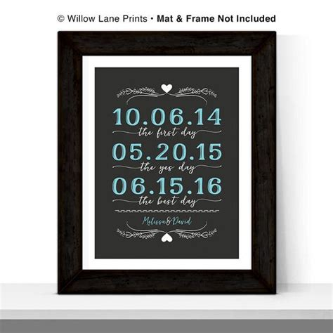 1st year wedding anniversary gifts for her first year wedding anniversary gift for her him 1st
