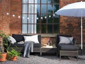 outdoor möbel lounge ikea balkonm 246 bel lounge rheumri