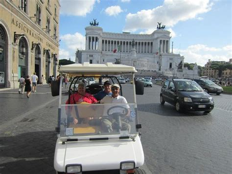 best way to see rome roomy enough for 4 plus the wheelchair picture of gioia