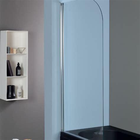 parete vasca prezzi pareti vasca sopravasca anta battente 75xh140 cm