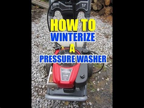 how to winterize a power boat how to start a robin motor doovi