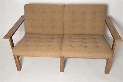 love sofa for sale moduline rosewood sofa love seat for sale at 1stdibs