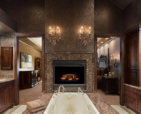Travertine Tile Bathroom Ideas by Master Bath Interior Design In Kansas City Design