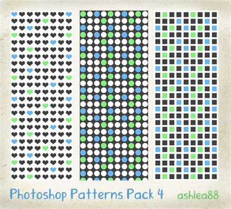 pattern photoshop file ps patterns pack 4 by ashzstock on deviantart