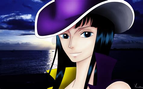 robin one nico robin hd wallpaper animation wallpapers