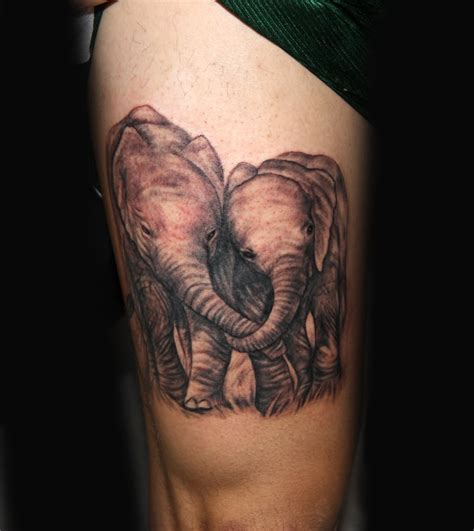 tattoo pictures of elephants 47 best elephant tattoos
