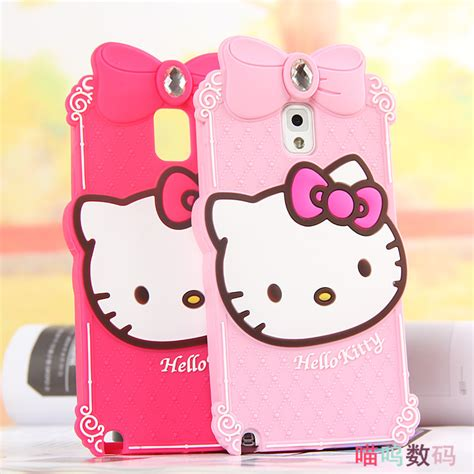 3d Hk Hello Hellokitty Soft Cover Casing Samsung Galaxy J5 luxury 3d hello rhinestone soft silicone lovely bowknot hellokitty cover