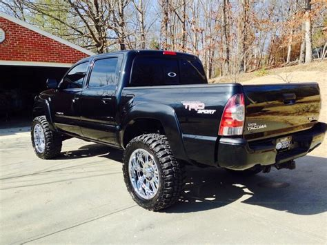 Toyota Tacoma Tire Size Largest Tire Size For Stock 2013 Toyota Tacoma Trd Sport