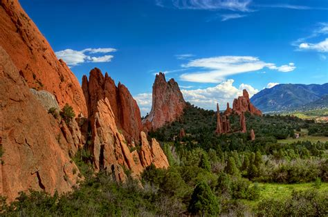 Garden Of The Gods Colorado Springs Co by Garden Of The Gods