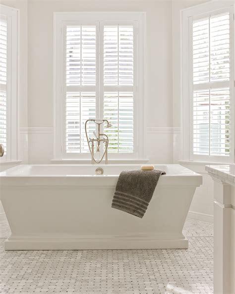 bathroom bay window bathtub in bay window transitional bathroom brookes