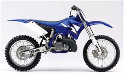 Yamaha Yz250 Yz 250 Two Stroke Manual